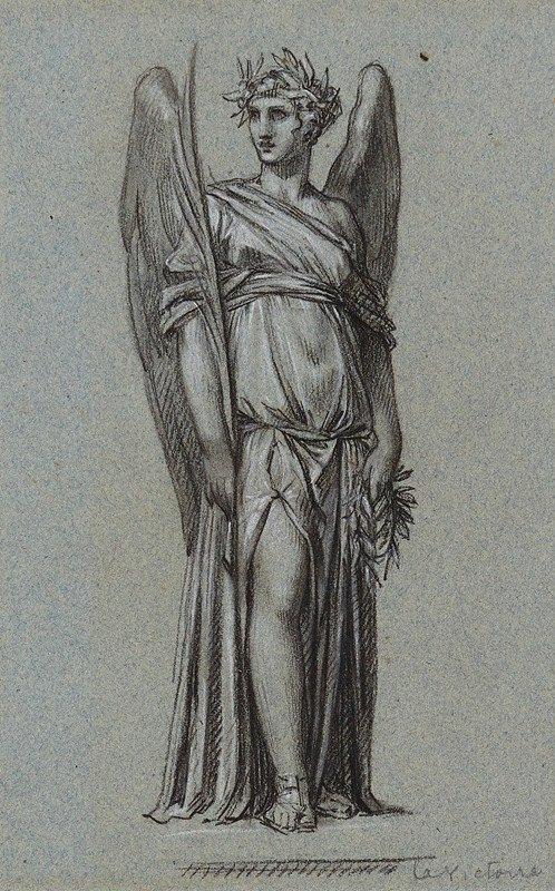 Pierre-Paul Prud'hon - La Victoire