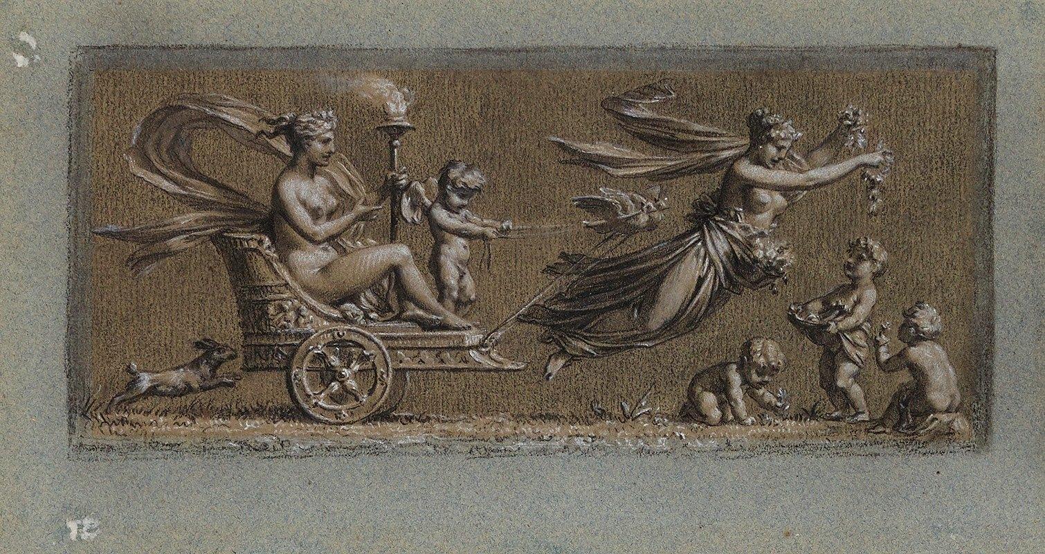 Pierre-Paul Prud'hon - Le Printemps, dit le Triomphe de Vénus
