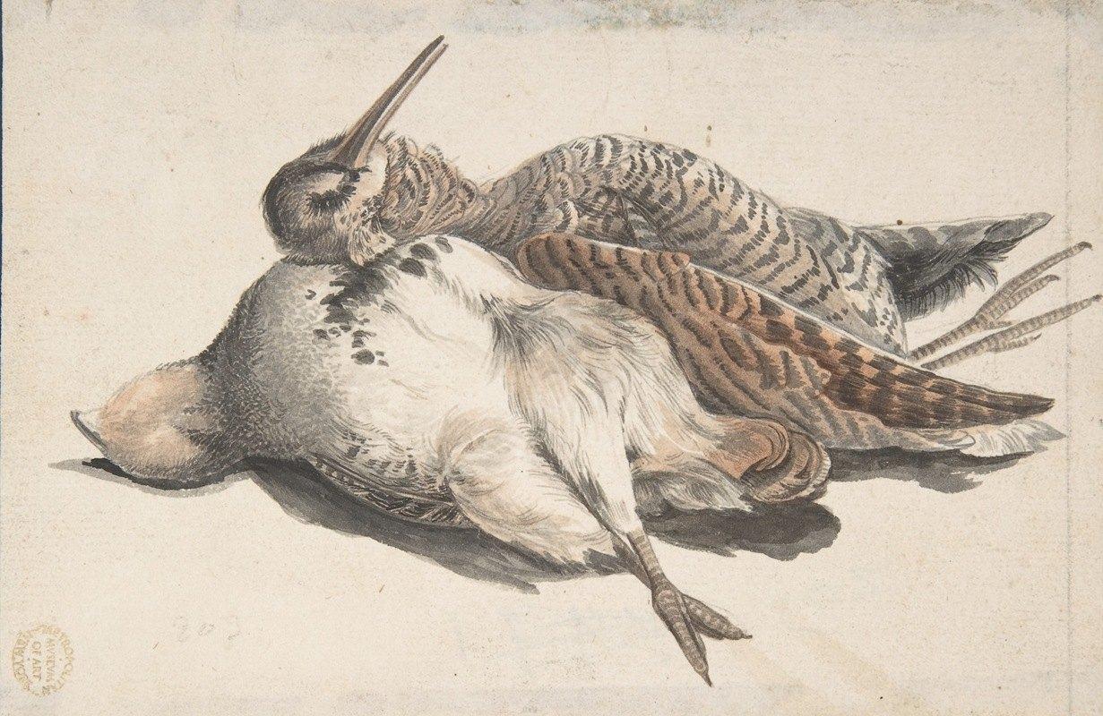 Count Giorgio Durante - Dead Birds