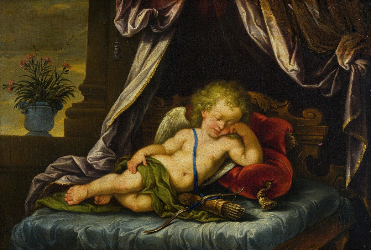 Anonymous - Sleeping Cupid