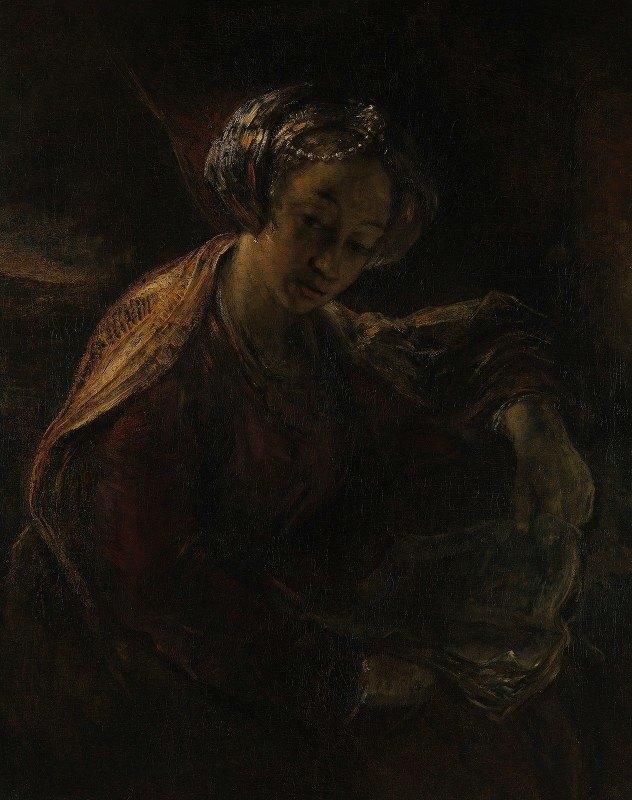 Willem Drost - The Sibyl