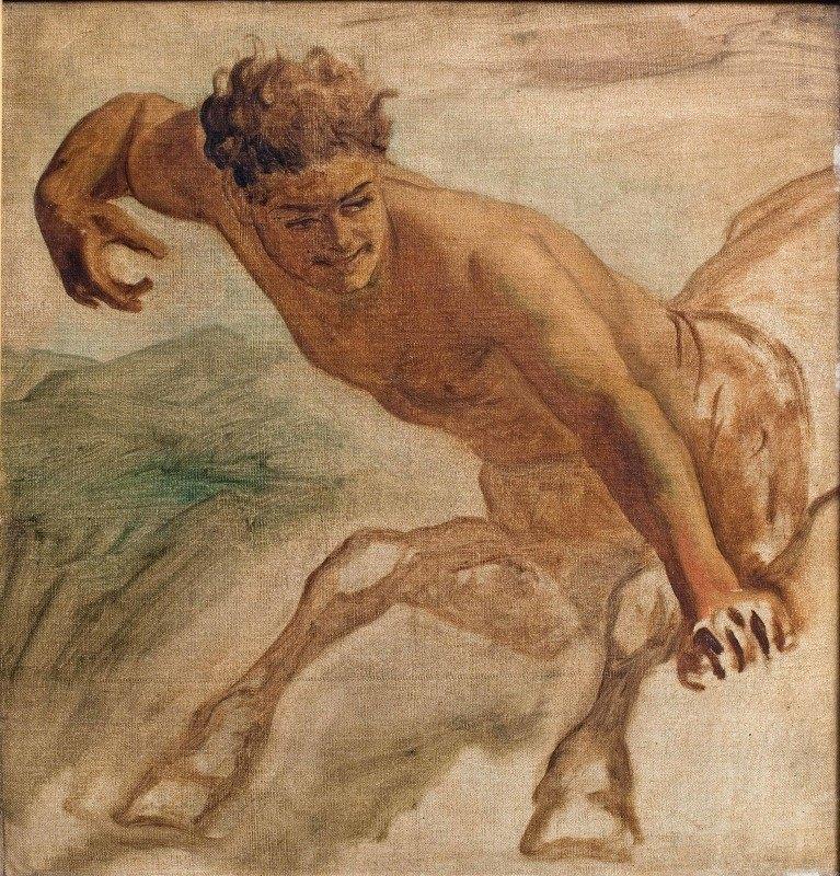 Ludvig Abelin Schou - Centaur