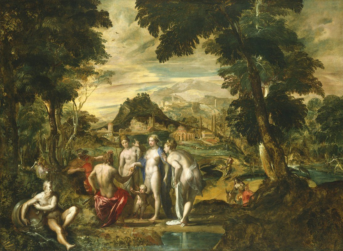 Giovanni Sons - The Judgment of Paris