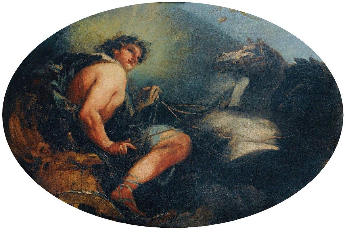 Giovanni Antonio Guardi - Apollo
