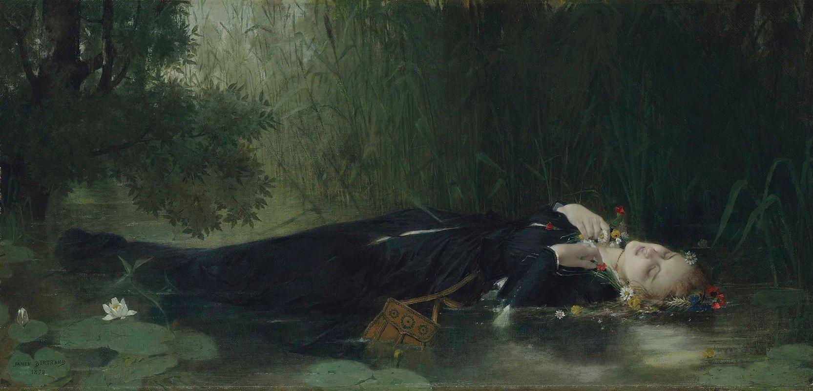 Jean-Baptiste Bertrand - Ophelia