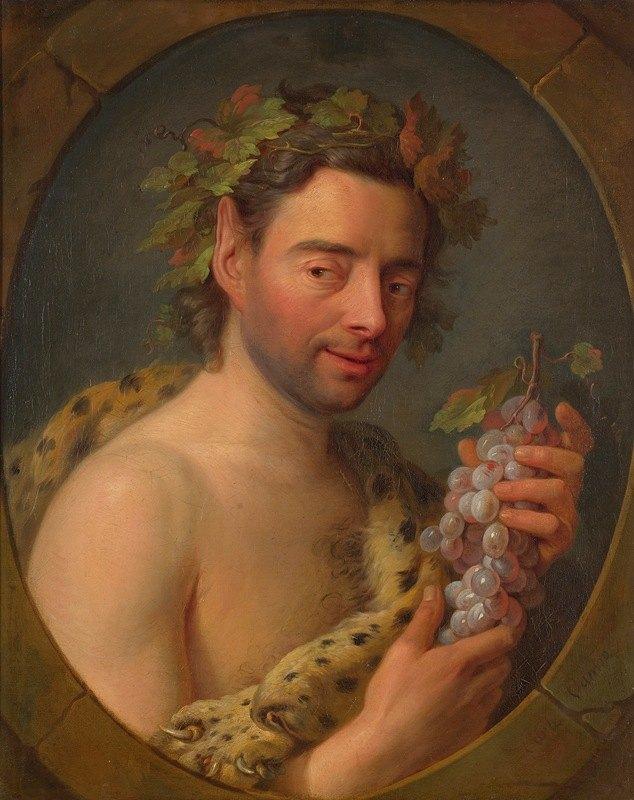 Charles-André van Loo - Bacchus