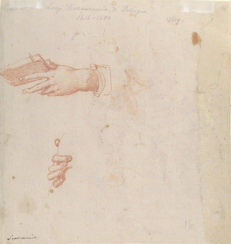 Poppi (Francesco Morandini) - Two Studies of Hands