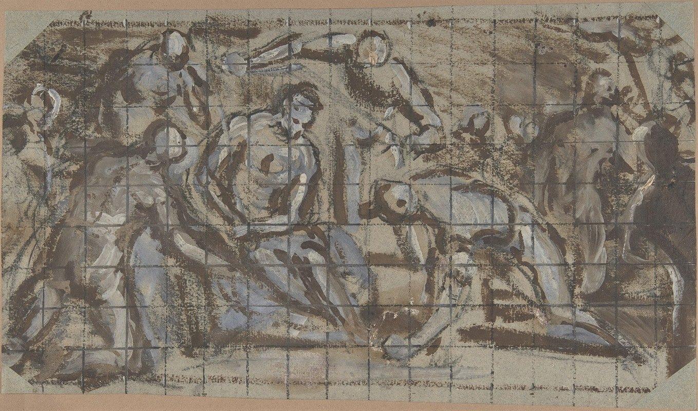 Domenico Tintoretto - The Mocking of Christ