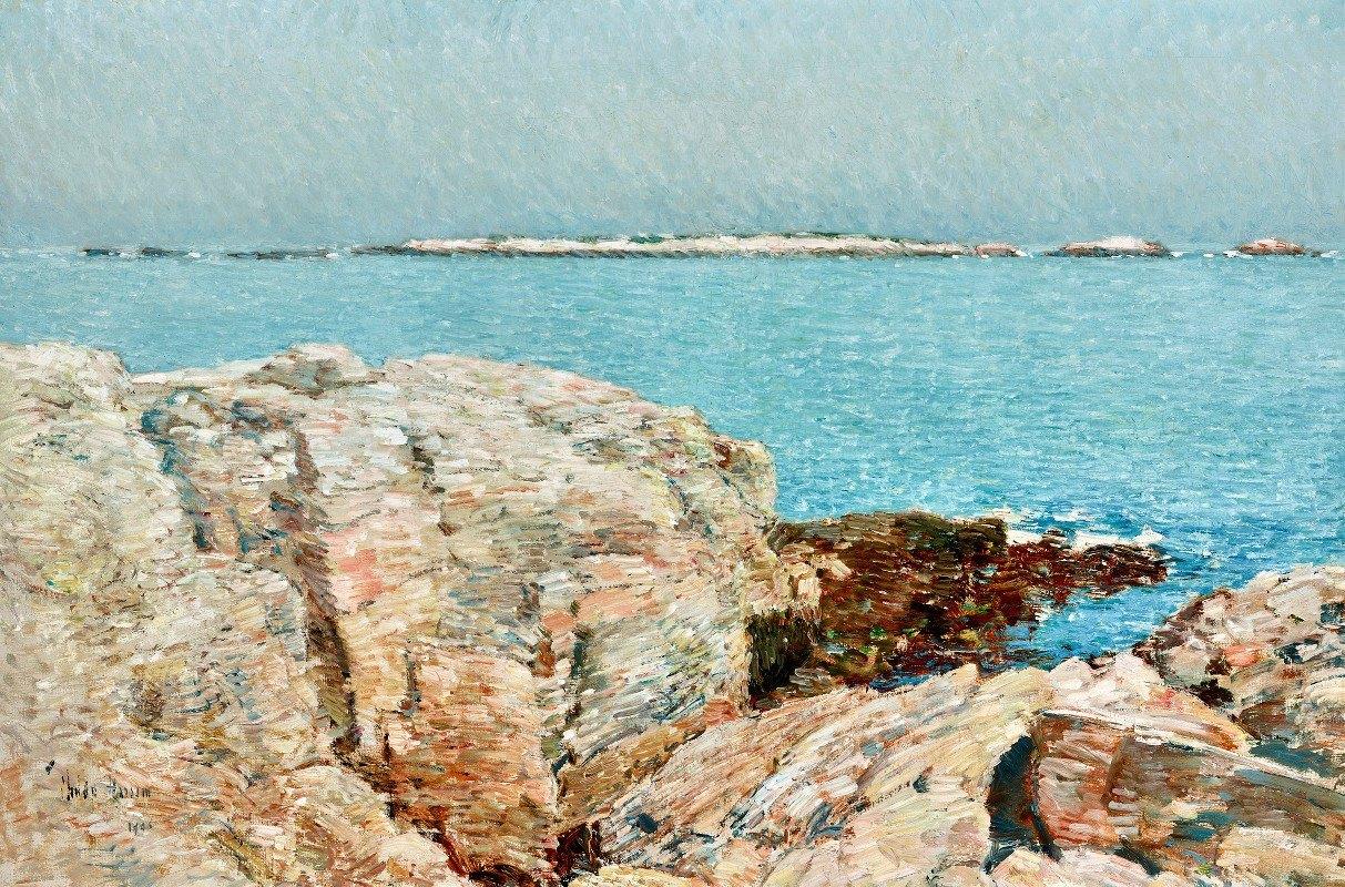 Childe Hassam - Duck Island
