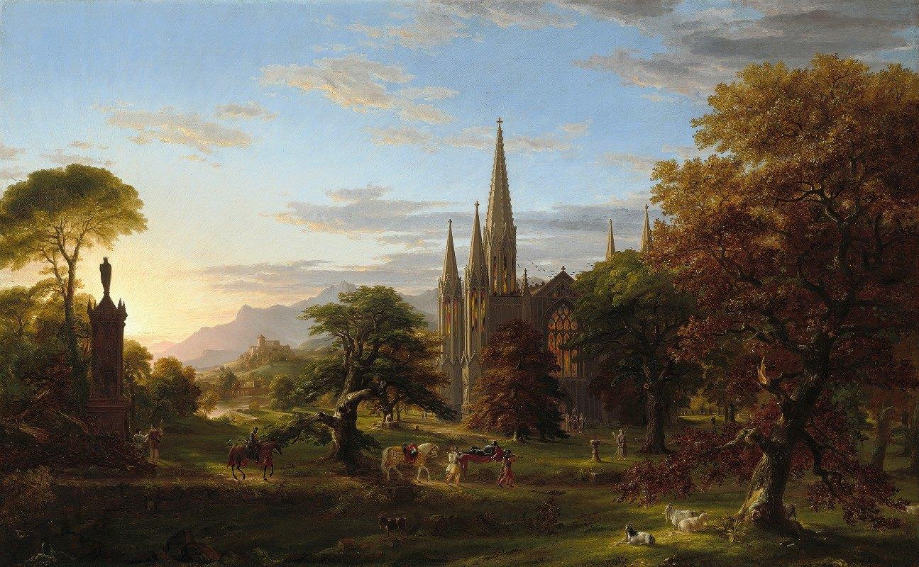 Thomas Cole - The Return