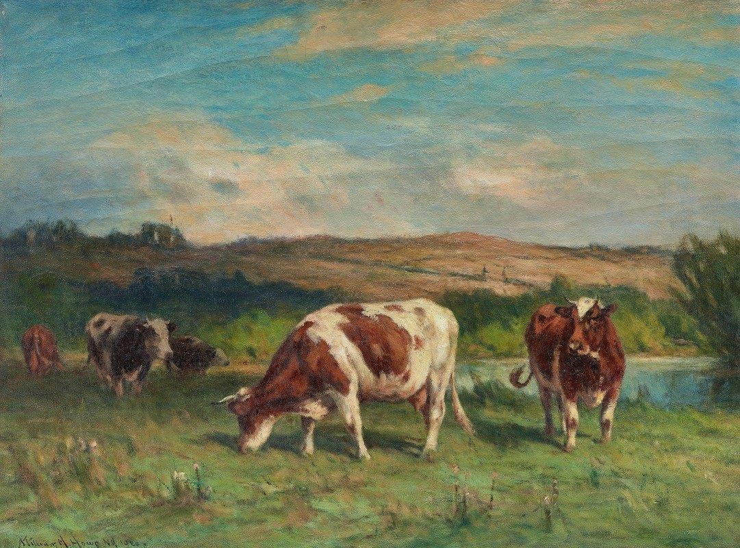 William Henry Howe - Lyme Pastures