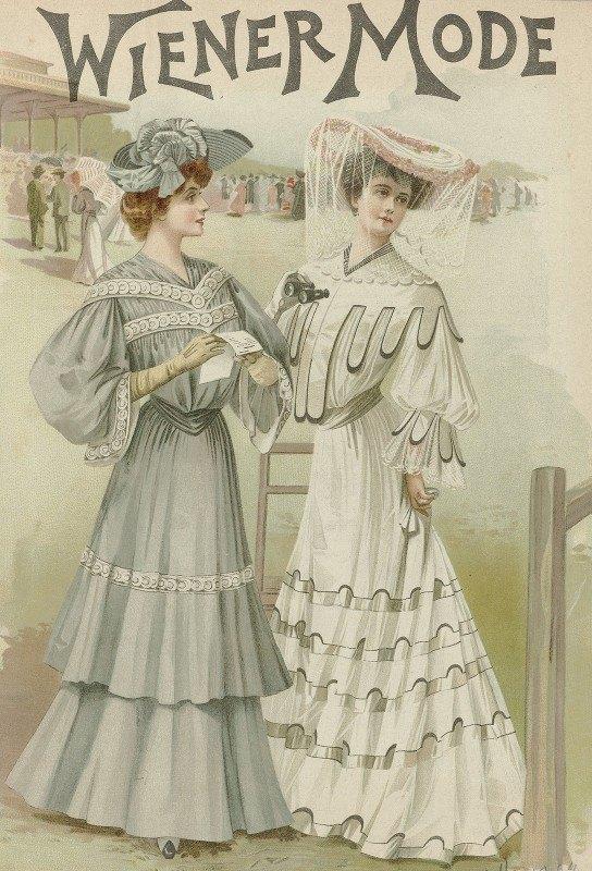 Anonymous - Wiener Mode, 1 Mei 1904