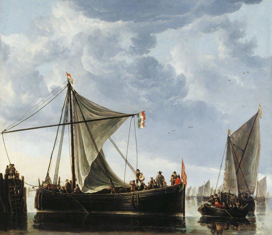Aelbert Cuyp - The Passage Boat