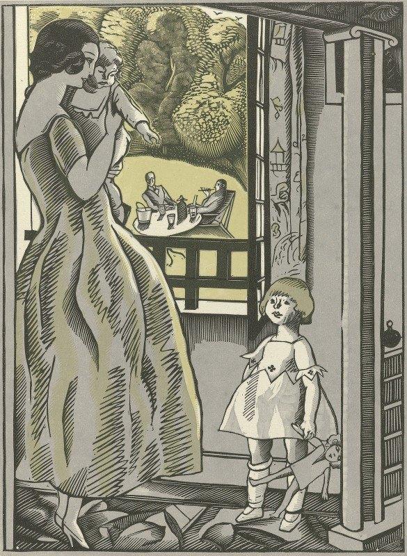 Anonymous - La jeune mère