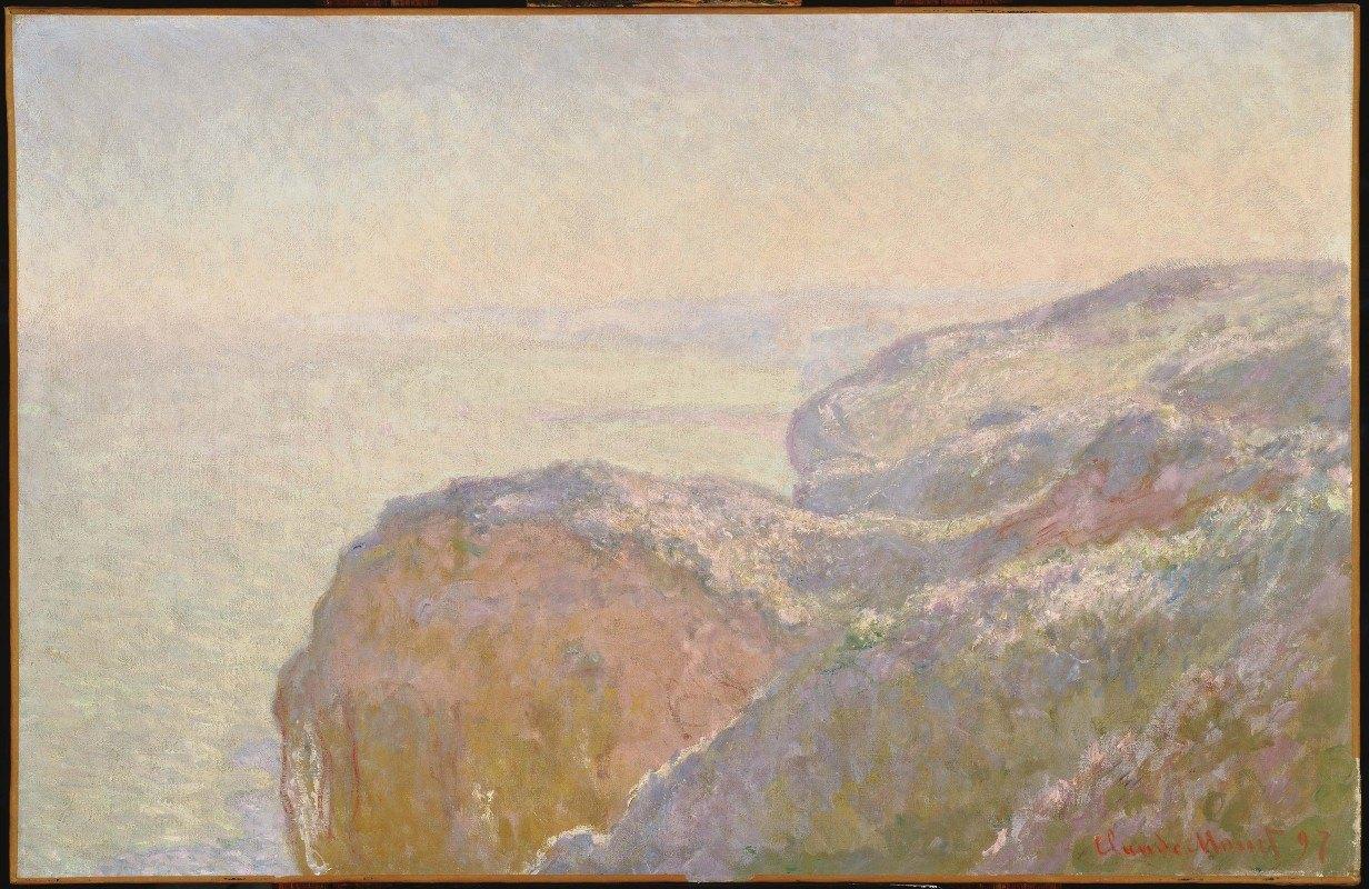 Claude Monet - Val-Saint-Nicolas, near Dieppe (Morning)