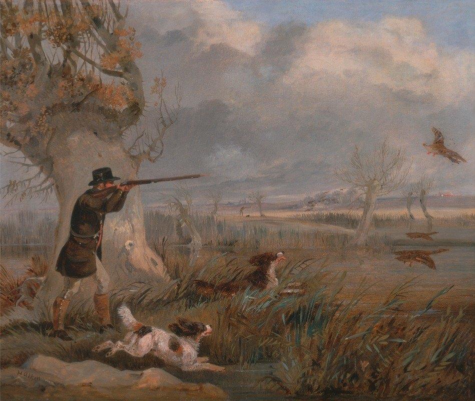 Henry Thomas Alken - Duck Shooting
