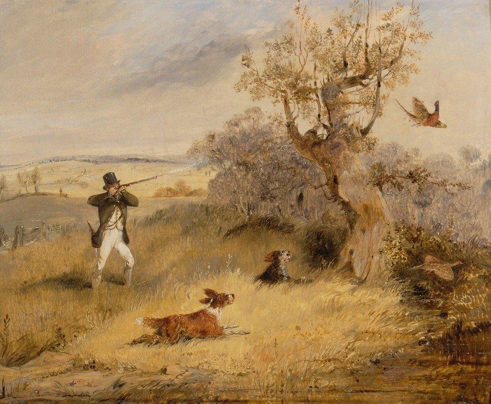 Henry Thomas Alken - Pheasant Shooting