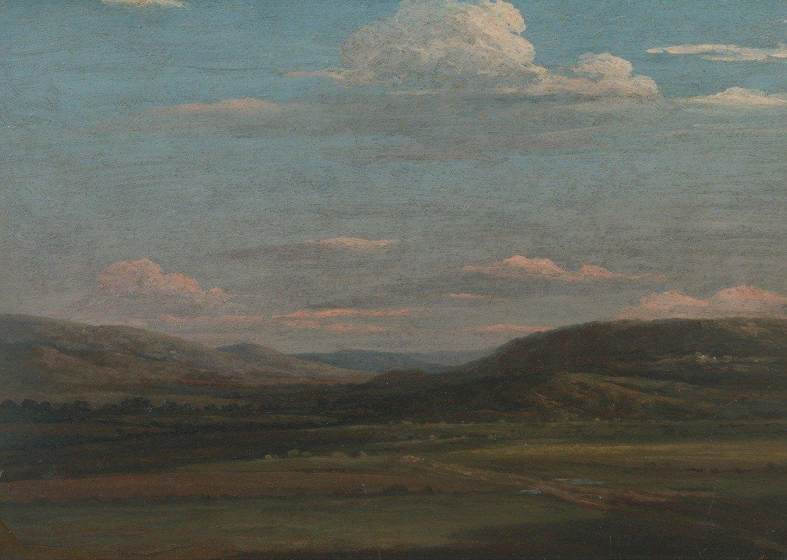 Thomas Jones - The Vale of Pencerrig