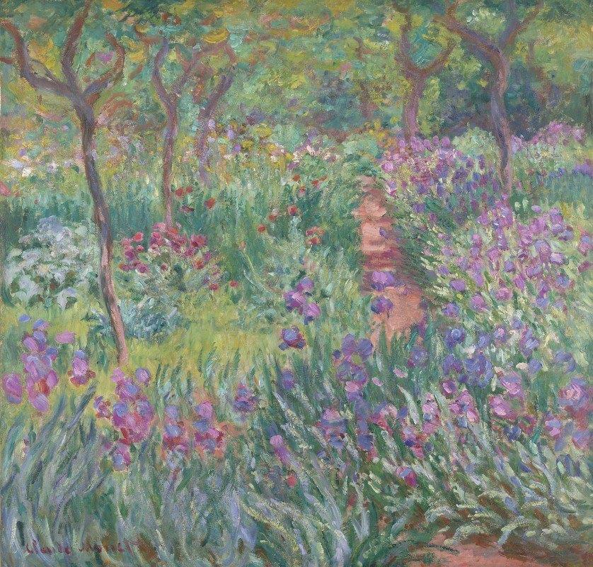 Claude Monet - The Artist's Garden inGiverny