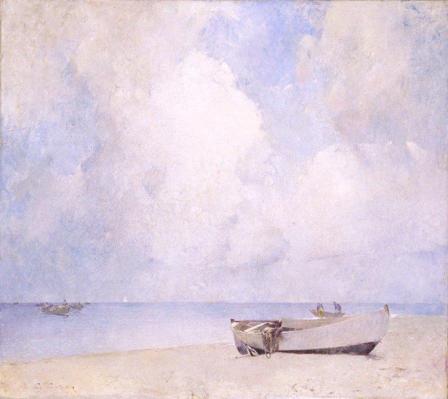 Emil Carlsen - The South Strand
