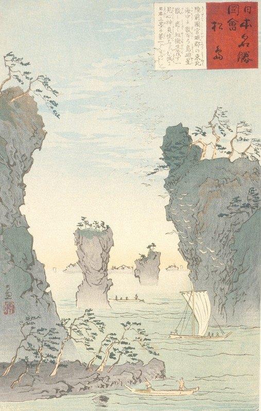 Kobayashi Kiyochika - Matsushima
