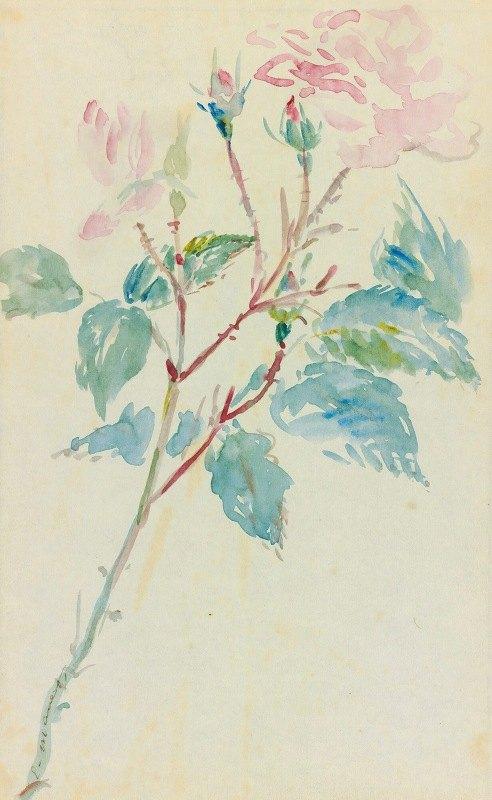 Édouard Manet - Églantines
