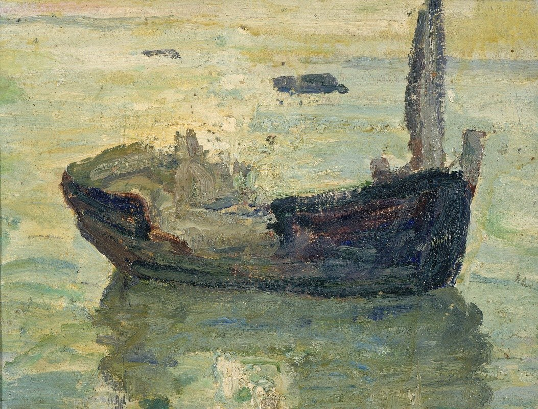 Henry Ossawa Tanner - The Wreck