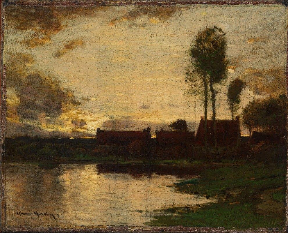 John Francis Murphy - Small Landscape