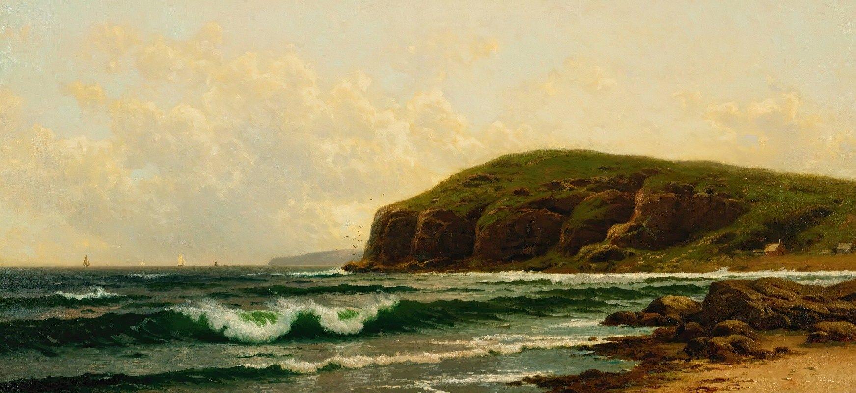 Alfred Thompson Bricher - A Fair Day On The Coast