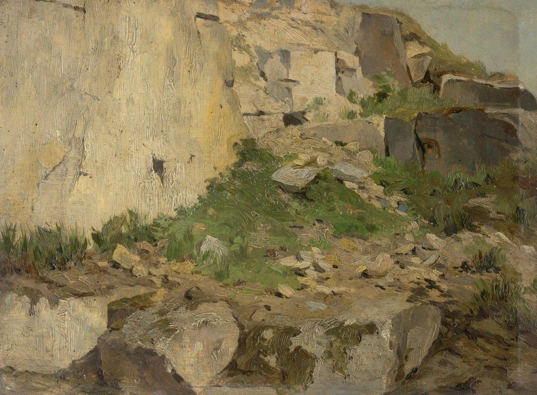 Ľudovít Čordák - Study of Rocks