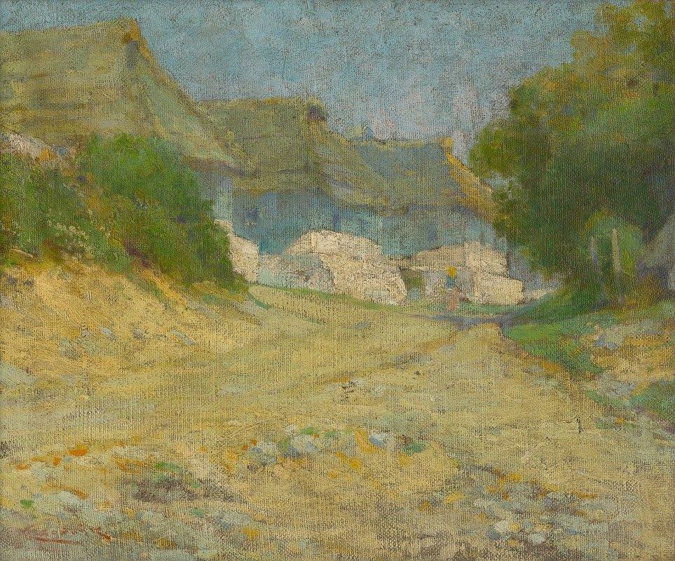 Ľudovít Čordák - Village