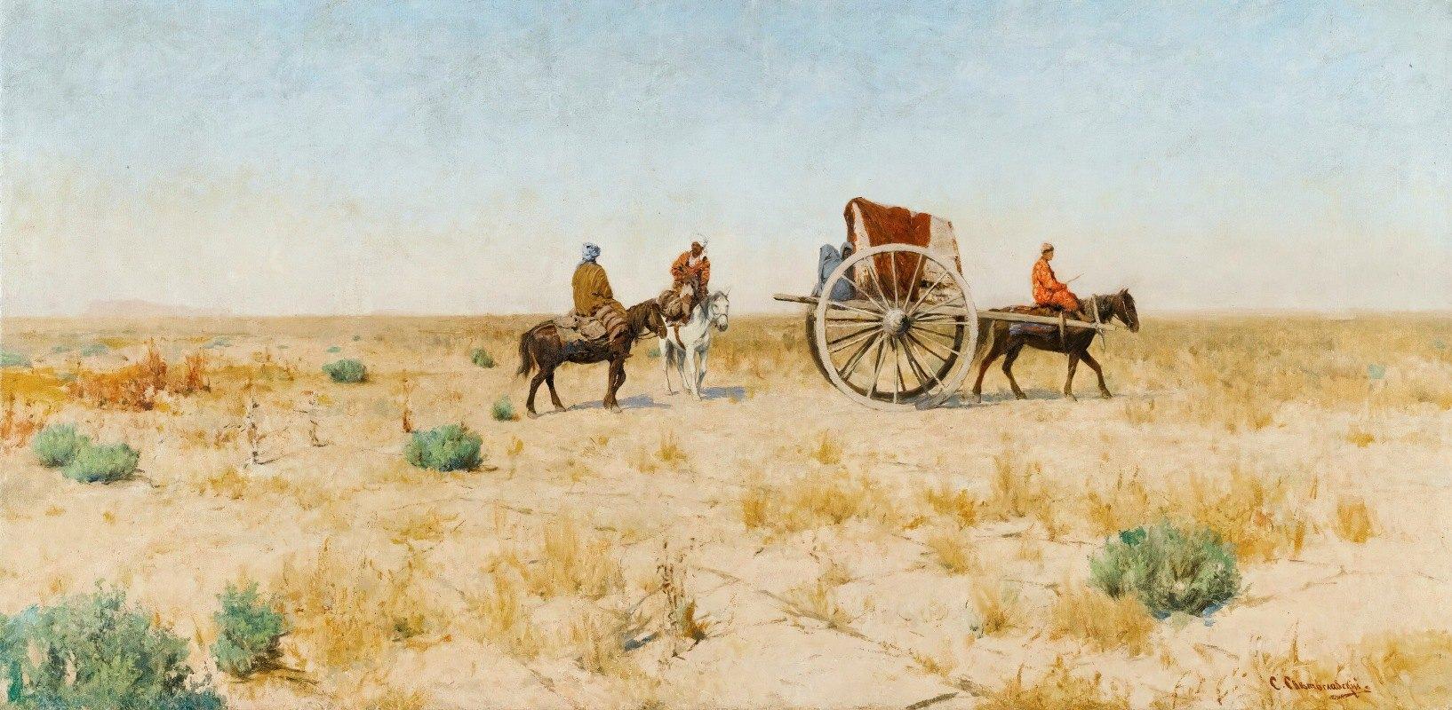 Sergei Ivanovich Svetoslavsky - The Journey