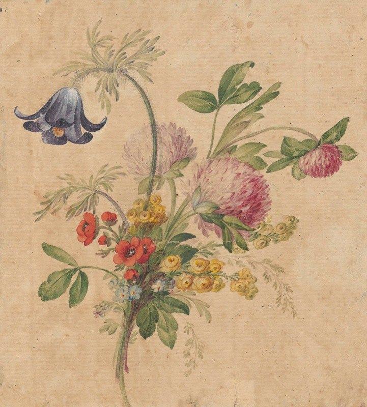 Henryka Beyer - A bouquet of wild flowers