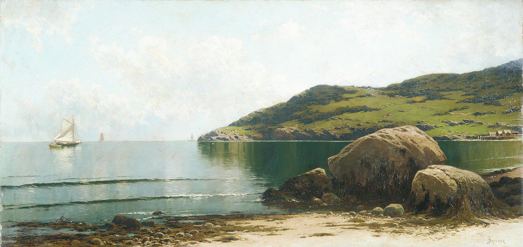 Alfred Thompson Bricher - Marine Landscape