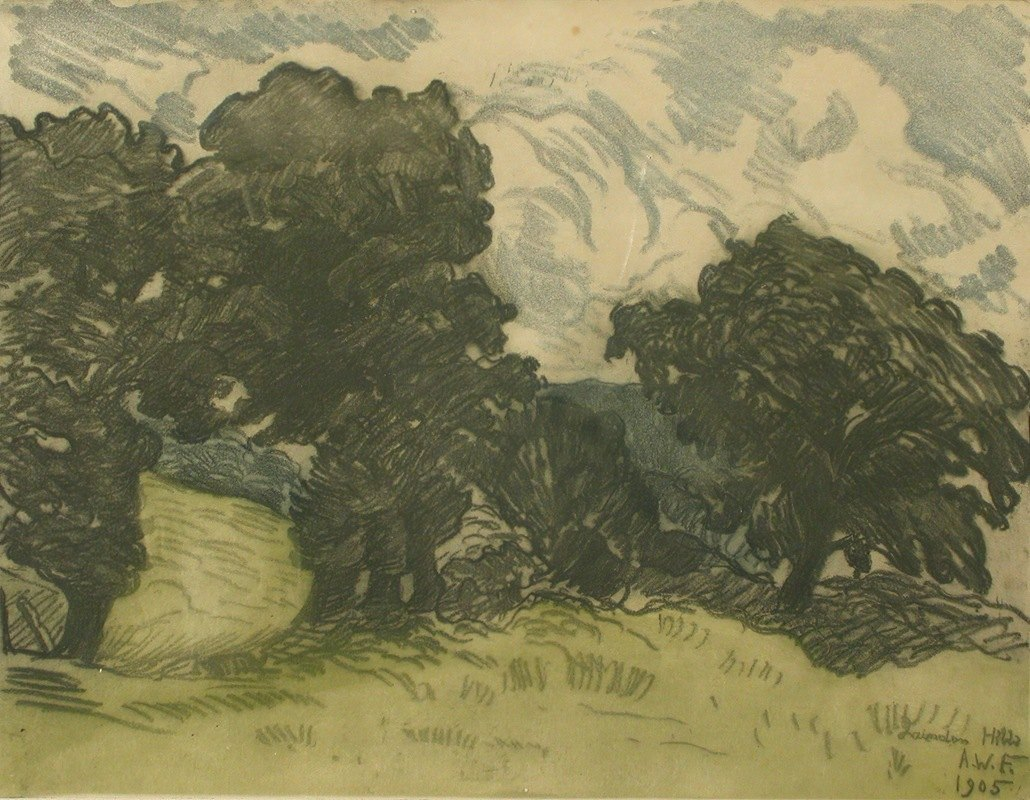 Alfred William Finch - Laindon Hill II