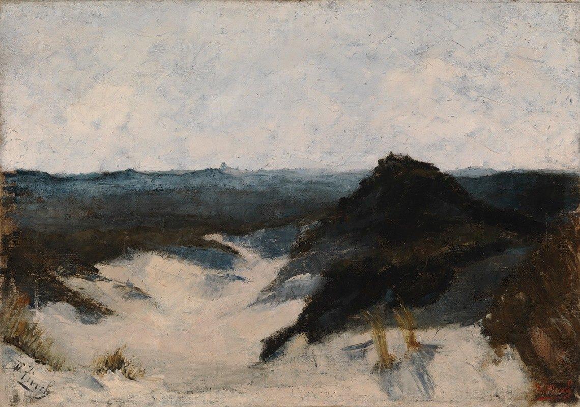 Alfred William Finch - Shore View, Knocke