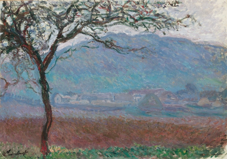 Claude Monet - Champ À Giverny