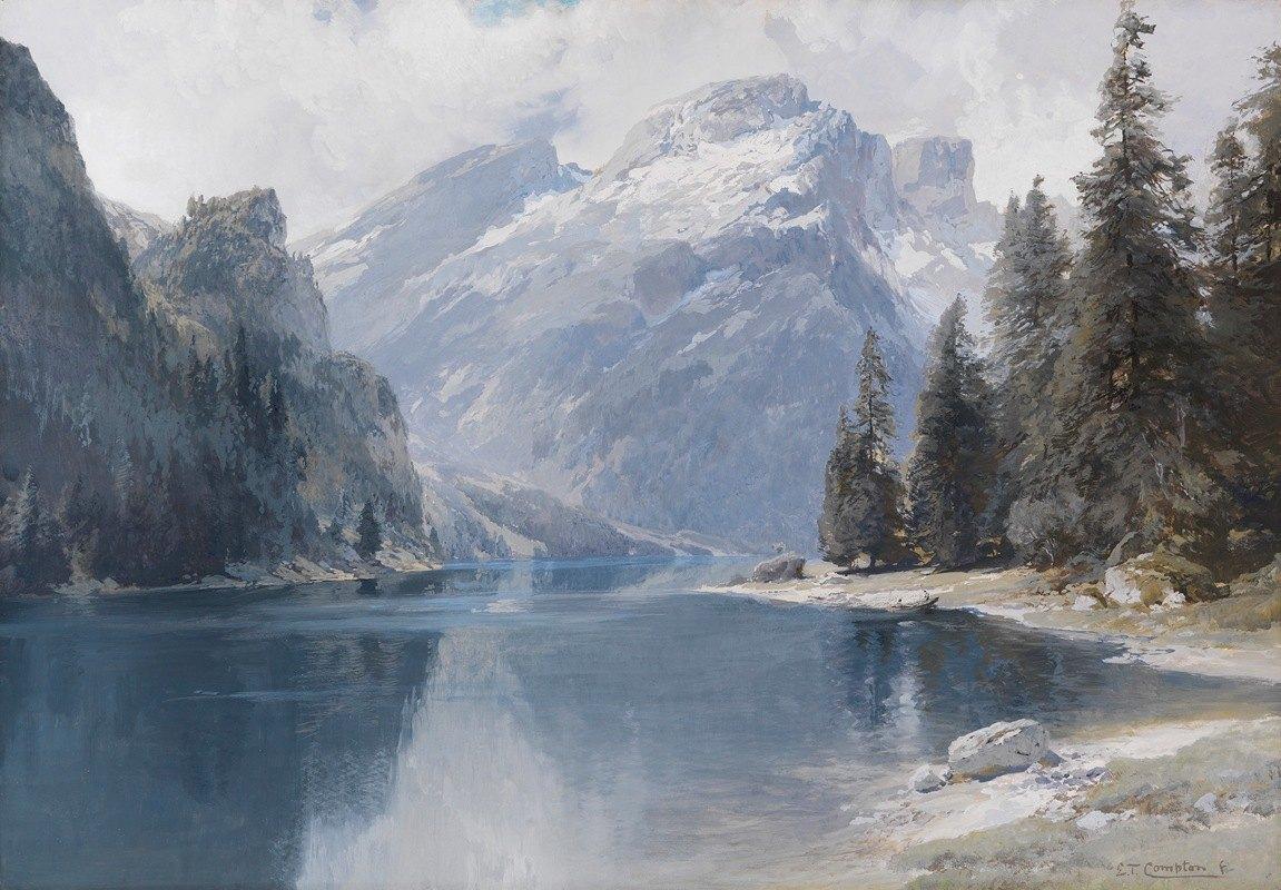 Edward Theodore Compton - Pragser Wildsee