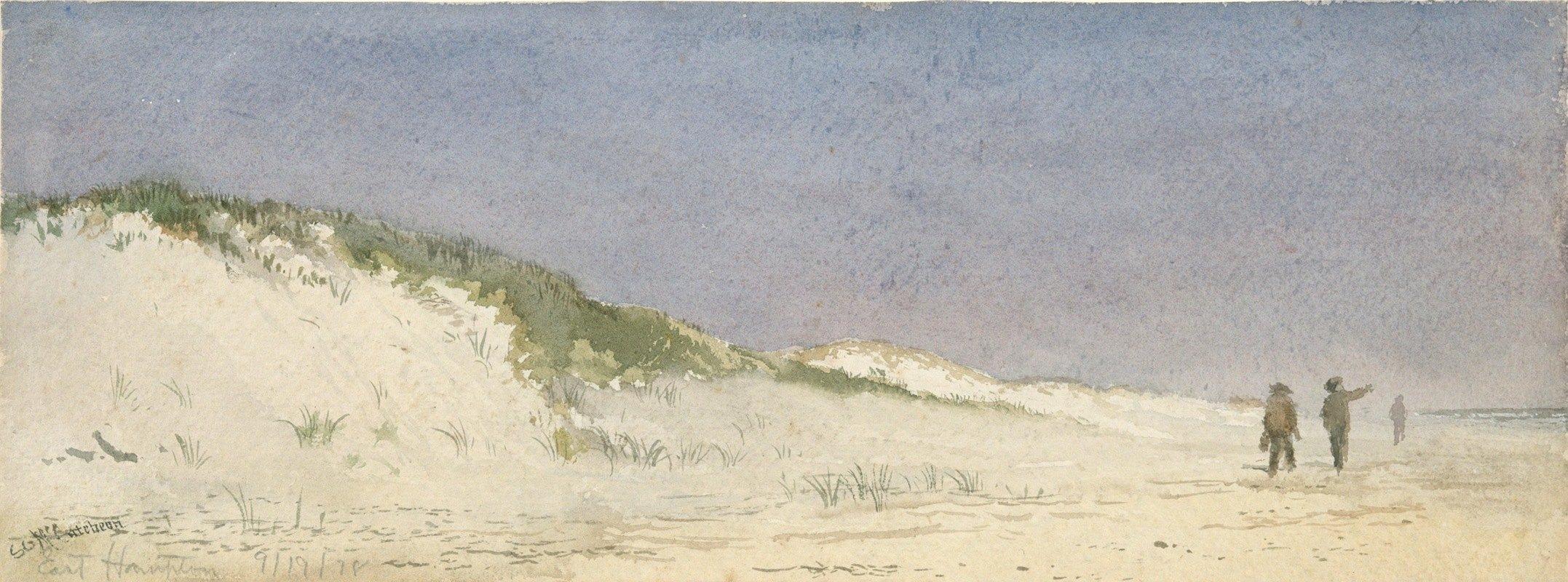 S.G. McCutcheon - Beach, EastHampton