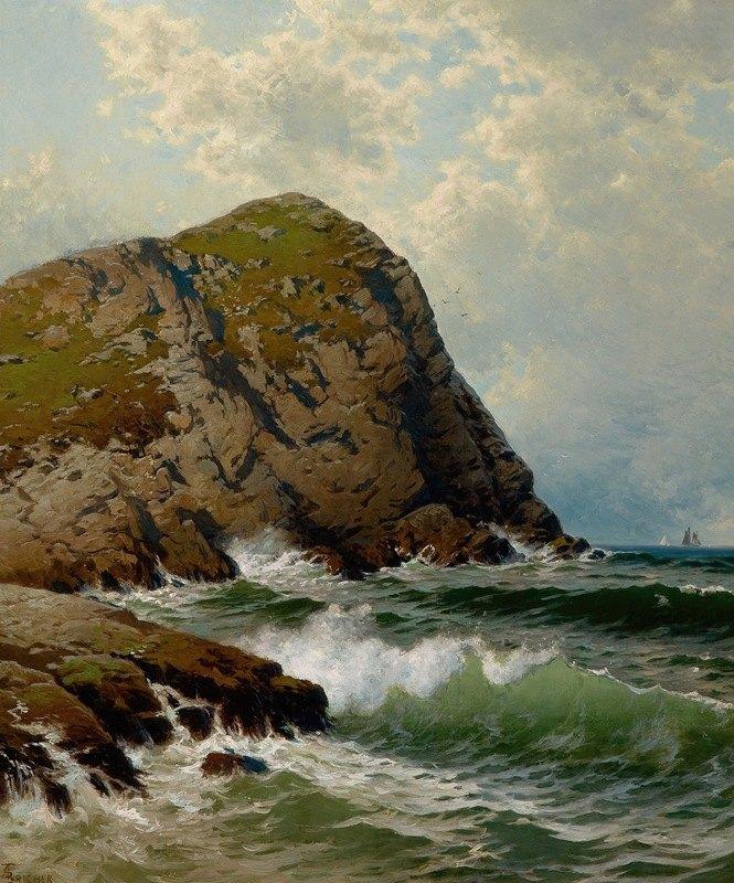 Alfred Thompson Bricher - White Head, Monhegan
