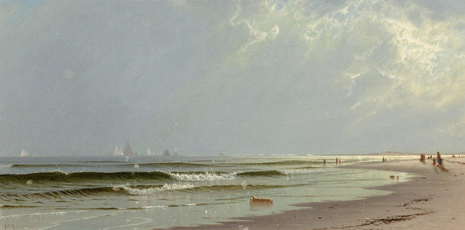 Alfred Thompson Bricher - Newport Beach