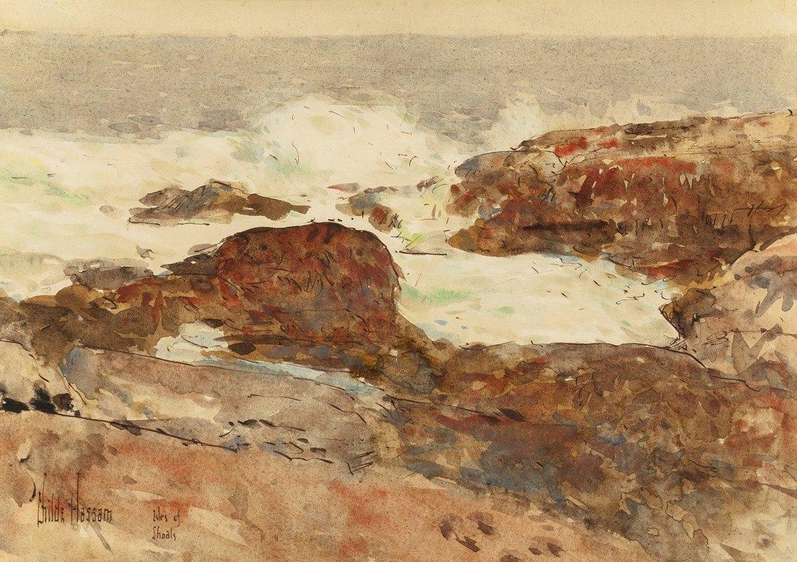 Childe Hassam - Isles of Shoals