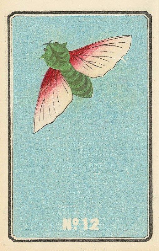 Jinta Hirayama - Illustrated Catalogue of Daylight Bomb Shells No. 12