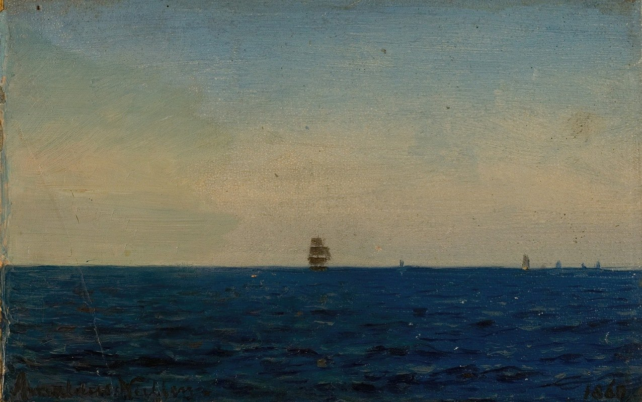 Amaldus Nielsen - Atlanterhavet
