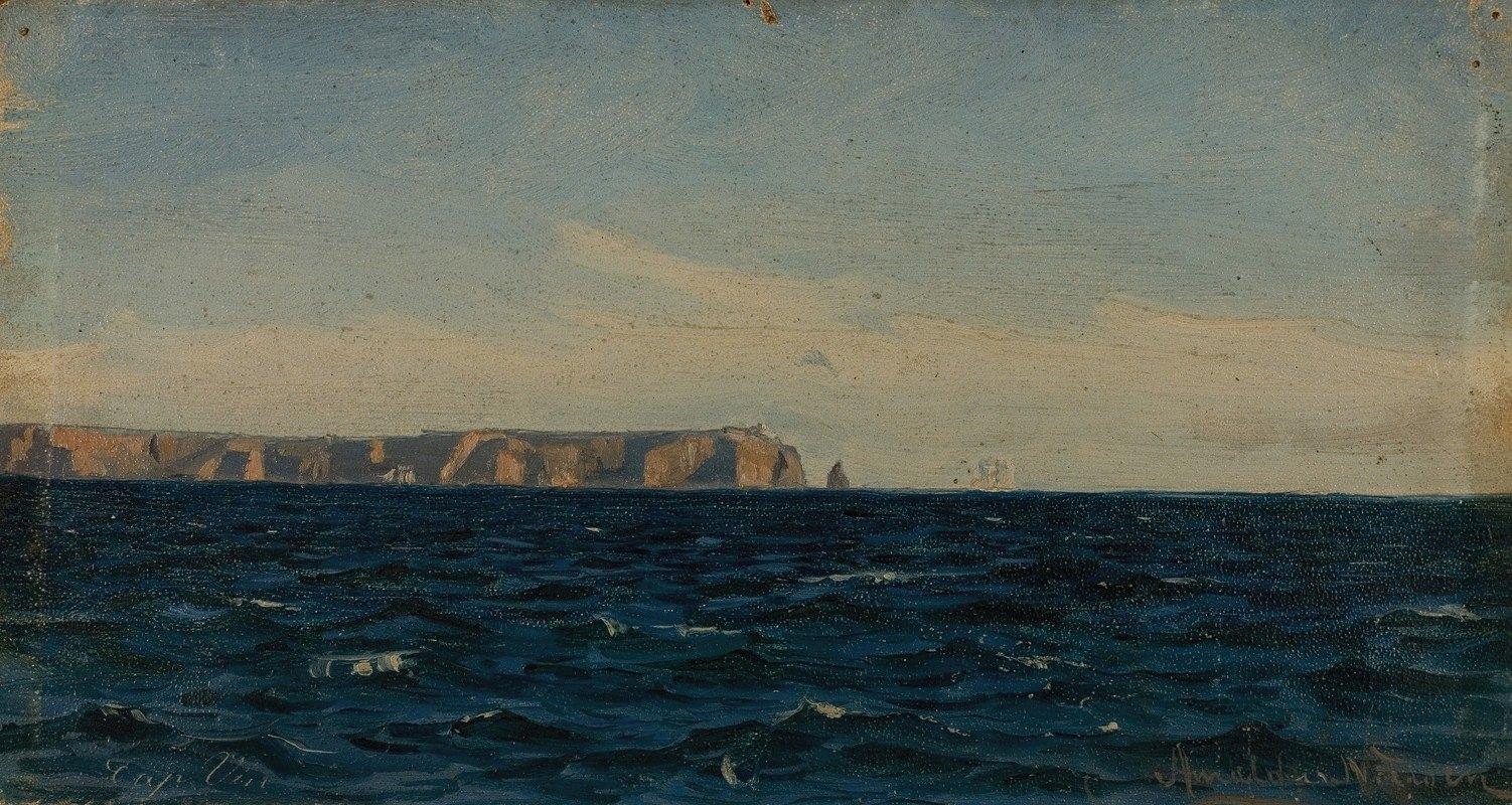 Amaldus Nielsen - Kap San Vincente