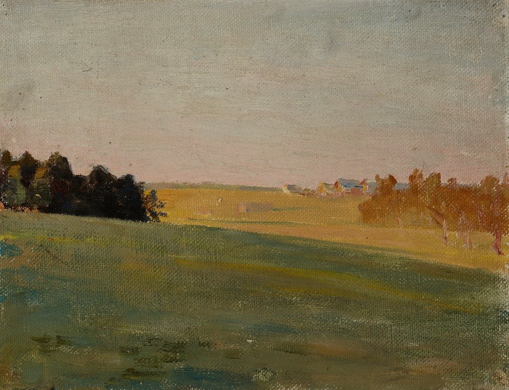 Jan Ciągliński - Evening