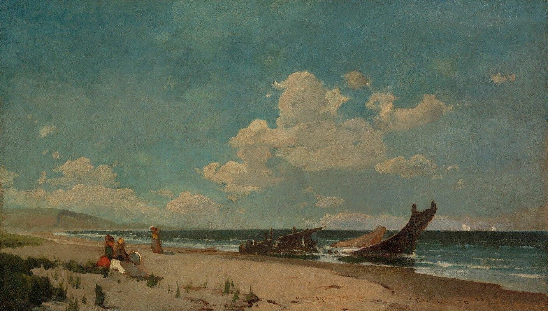 Emil Carlsen - Nantasket Beach