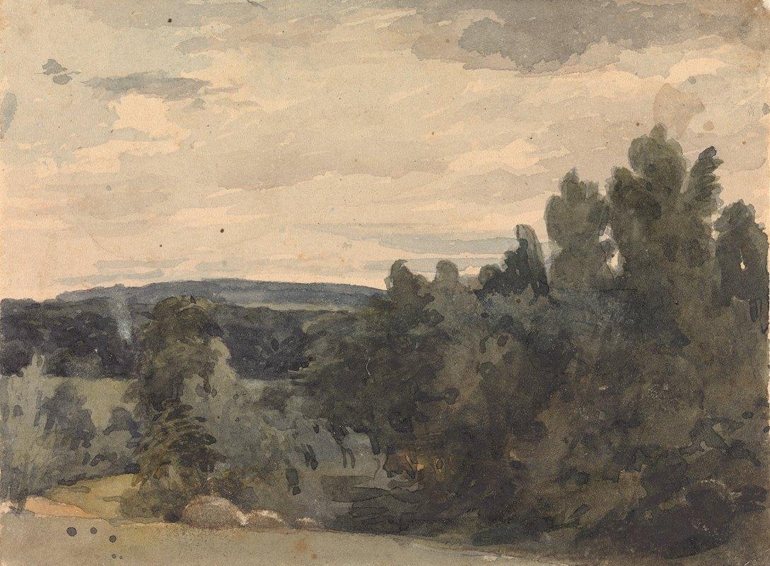 Thomas Sully - Ridge Road