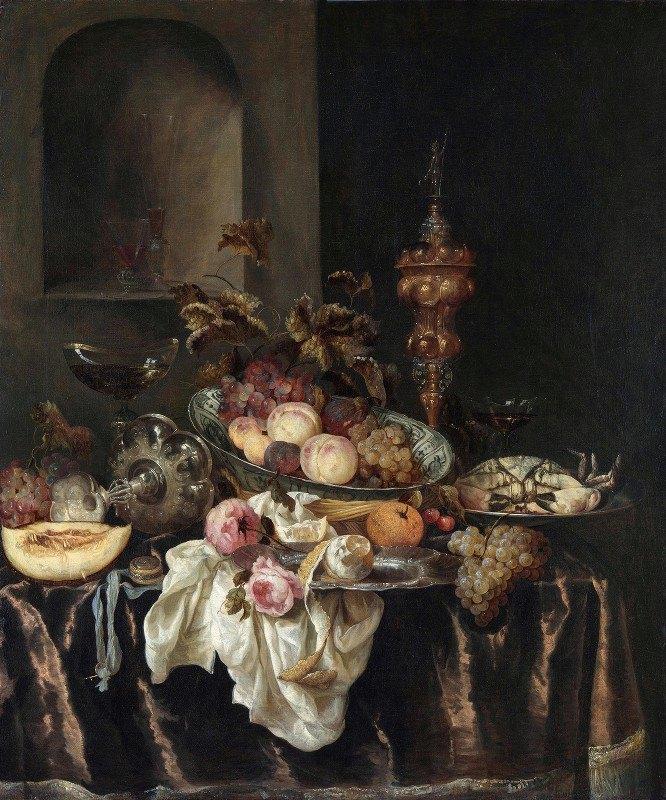 Abraham van Beyeren - Still Life
