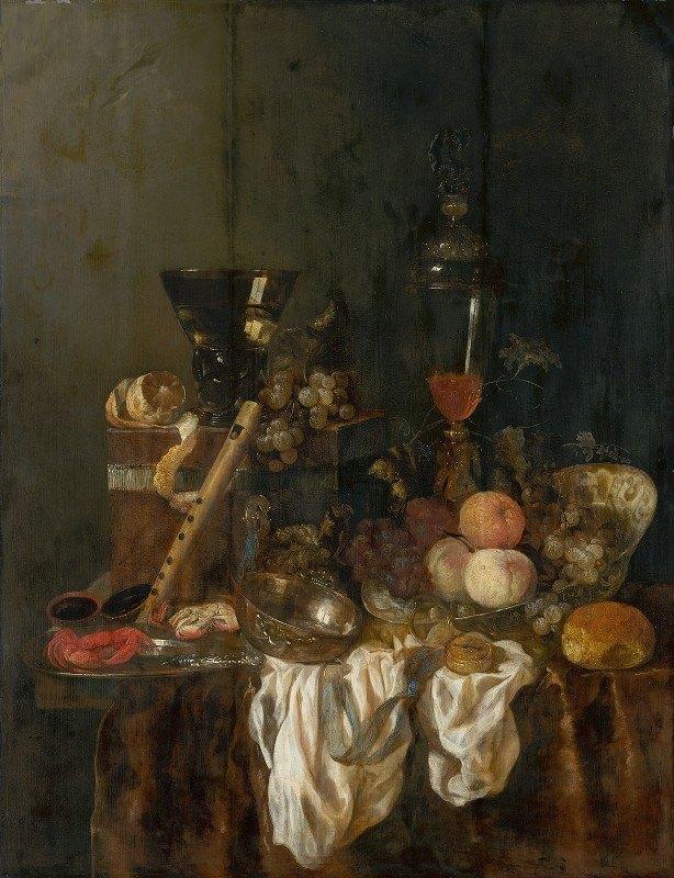 Abraham van Beyeren - Sumptuous Still Life